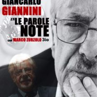 Giancarlo Giannini – Le Parole Note