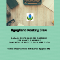 Agugliano Poetry Slam