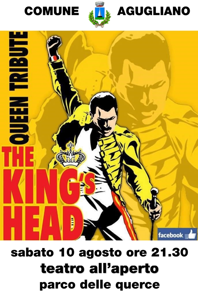 The King's Head – Queen Tribute